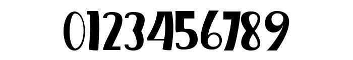 MONKEY ALONE Regular Font OTHER CHARS
