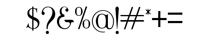 Maclucash Font OTHER CHARS