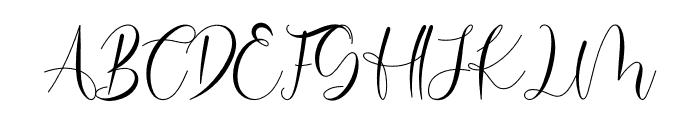 Madalina Font UPPERCASE