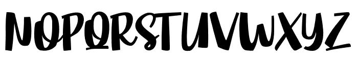 MadridCastilla Font UPPERCASE