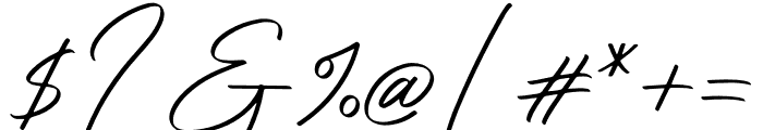 Magdallena Font OTHER CHARS