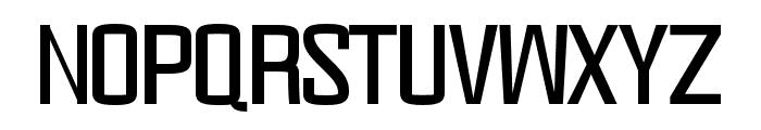 Mainal regular Font UPPERCASE