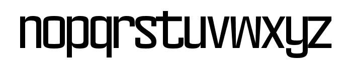 Mainal regular Font LOWERCASE