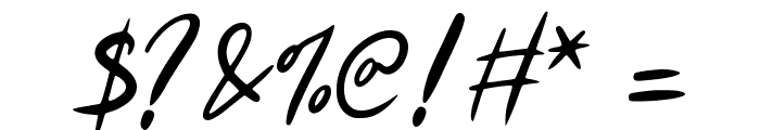 Majesty Font OTHER CHARS
