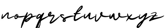 Majesty Font LOWERCASE