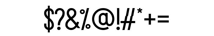 Makesta Font OTHER CHARS