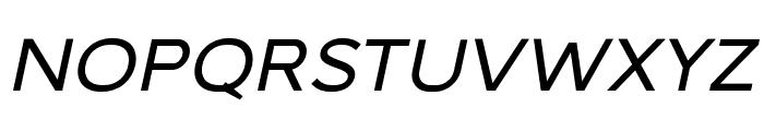 MalibuSunset-SansItalic Font LOWERCASE