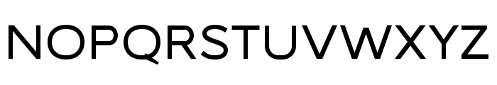 MalibuSunset-Sans Font LOWERCASE