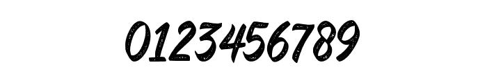 MalinshaDistressed-Regular Font OTHER CHARS