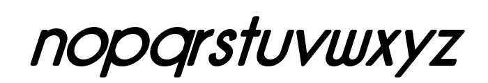 Malynda-Italic Font LOWERCASE