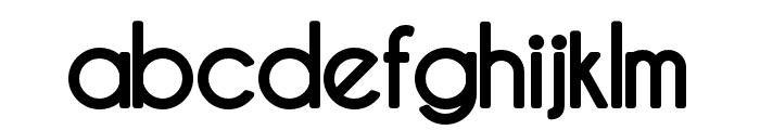 Malynda Font LOWERCASE