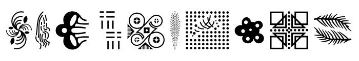 MamaKilo Simbols Font OTHER CHARS