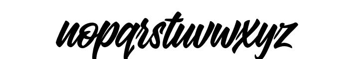 ManchesterScript Font LOWERCASE