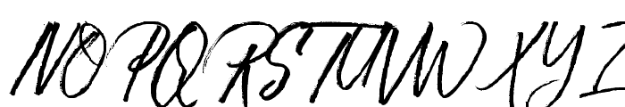 Manifesto Font UPPERCASE
