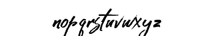 Manifesto Font LOWERCASE
