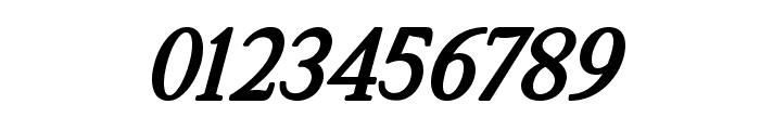 Manohara Black Italic Pro Font OTHER CHARS