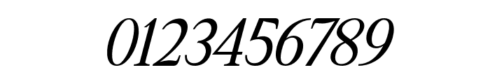 ManoharaItalicPro Font OTHER CHARS