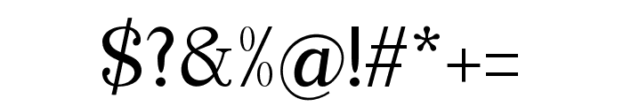 ManoharaPro Font OTHER CHARS
