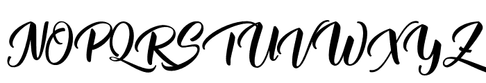 Mantera Font UPPERCASE