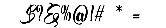 ManteraAlt Font OTHER CHARS