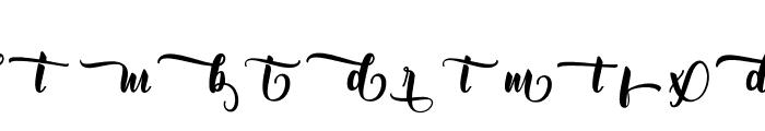 ManteraAlt1 Font LOWERCASE