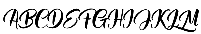 ManteraAlt Font UPPERCASE