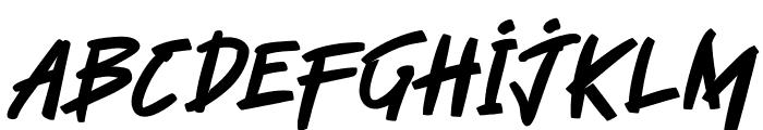 Manterah Font LOWERCASE