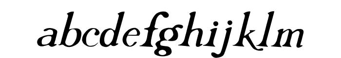 Marakesh Font LOWERCASE