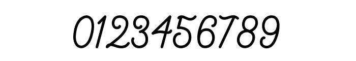 Marcela-Regular Font OTHER CHARS