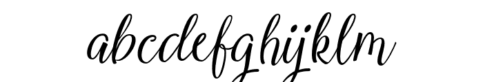Marcella Font LOWERCASE