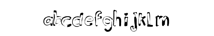 Marcellin Font LOWERCASE