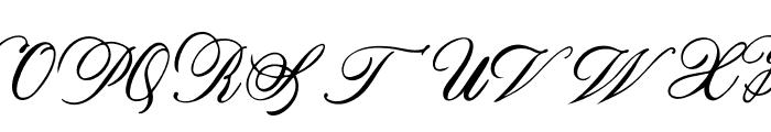 Marcellines Font UPPERCASE