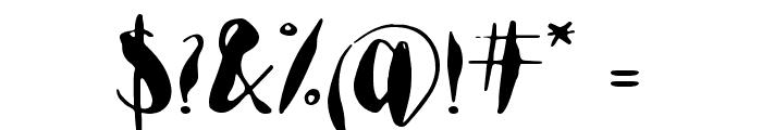 Margot & Margery Regular Font OTHER CHARS