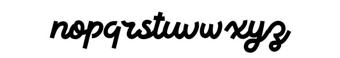 Marsmello Font LOWERCASE