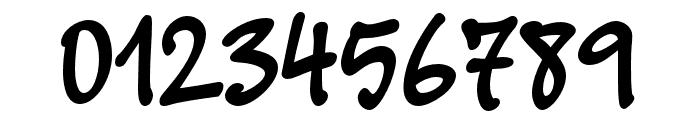 MasatoBold Font OTHER CHARS