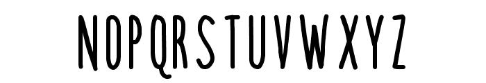 Matthew Jason Font UPPERCASE
