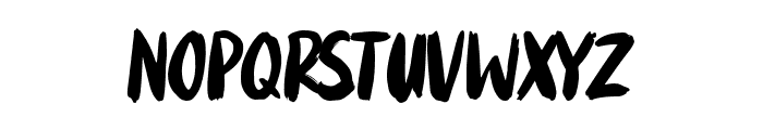 Mattsolar Font LOWERCASE