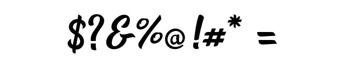 Medinah Font OTHER CHARS