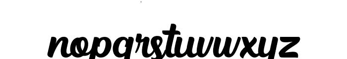 Medinah Font LOWERCASE