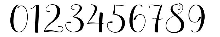 MelisendaScript Font OTHER CHARS