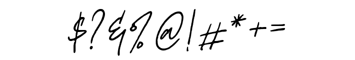 Mereoleona Script Alt Font OTHER CHARS