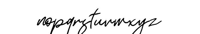 Mereoleona Script Alt Font LOWERCASE