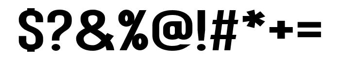 Merhique Black Font OTHER CHARS