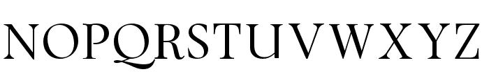Meulage-Regular Font UPPERCASE