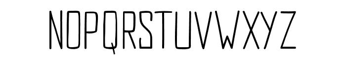 Milestone-Helper Font LOWERCASE