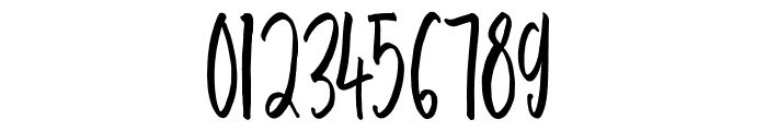 MilkimoCheesecake Font OTHER CHARS