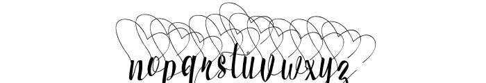 Milkytwins Alt 04 Font LOWERCASE