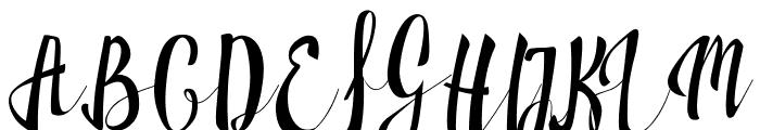 Milkytwins Alt 05 Font UPPERCASE