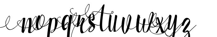 Milkytwins Alt 05 Font LOWERCASE