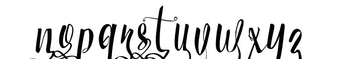 MilkytwinsAlt02 Font LOWERCASE